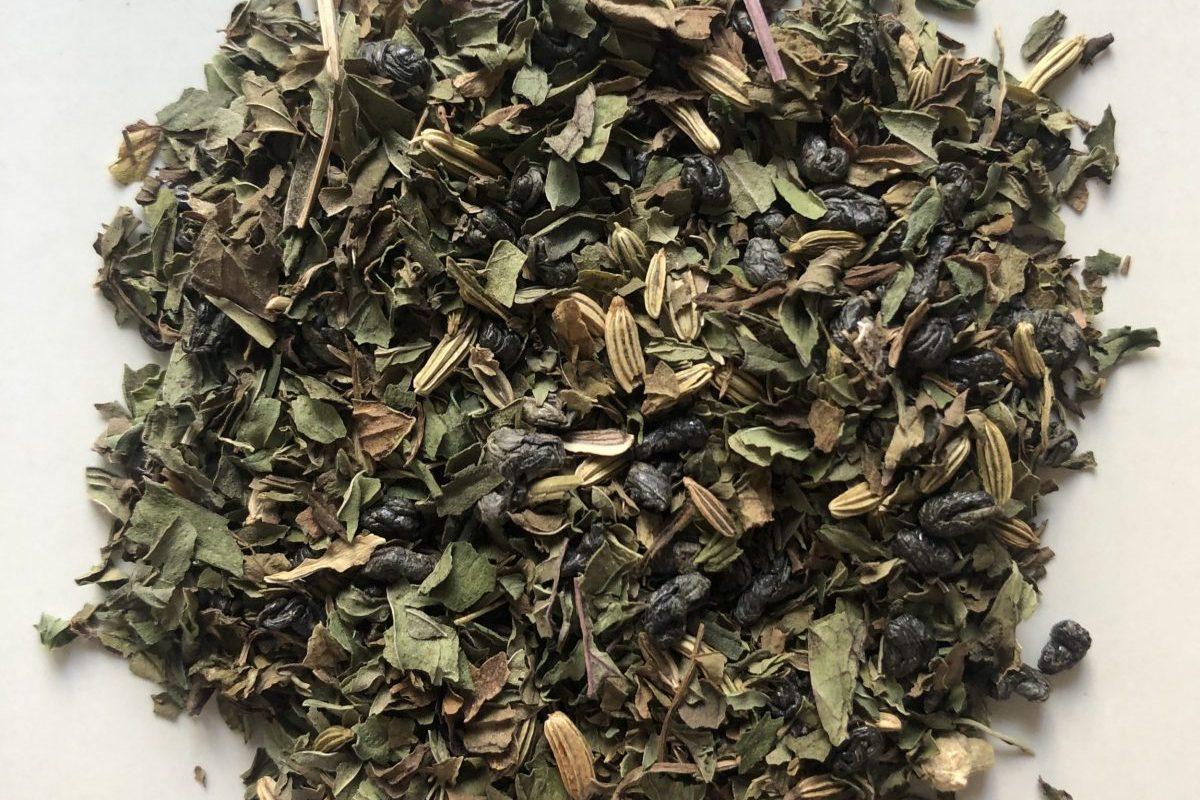 Moroccan Green Mint Tea